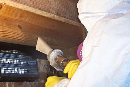 Dry Ice Blasting